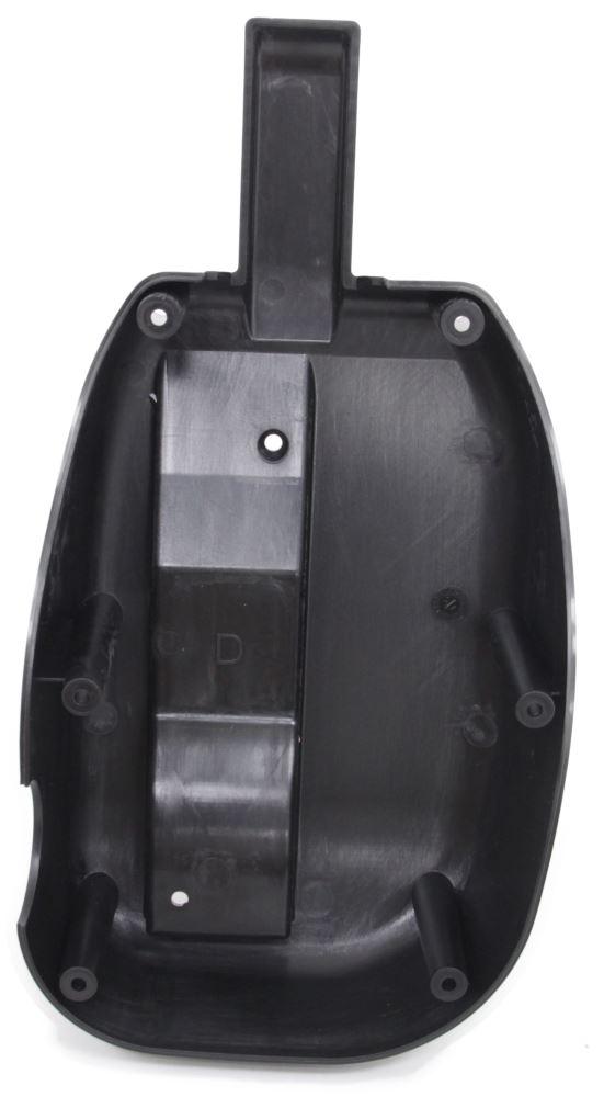Lippert Components 300011 Solera Black Power Awning Speaker Idler Head Back Cover