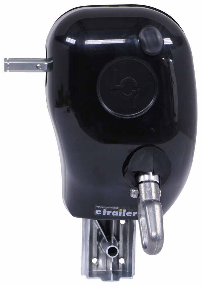 Solera Manual Crank Style Awning Drive Head, Black Head Assembly - Manual LC300031