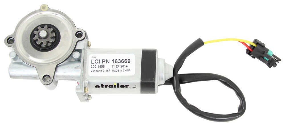 Accessories and Parts LC301695 - Motor - Lippert Components
