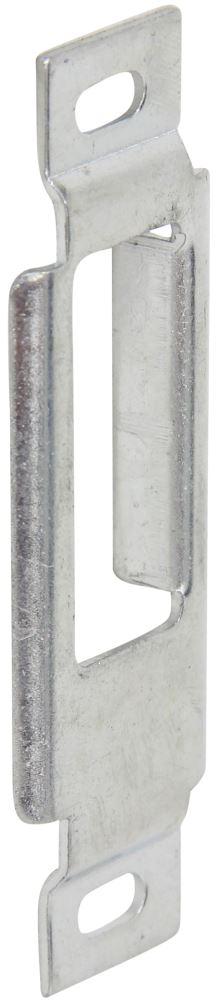 Global Link Replacement Strike Plate for RV Entry Doors - Steel Steel 295-000022