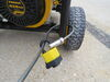 0  vehicle locks lippert cable lock in use