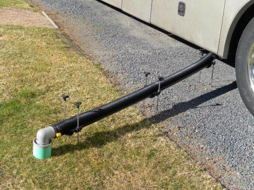 Compare Lippert Flow Down Vs Sidewinder Rv Sewer Etrailer Com