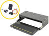kwikee rv and camper steps 1 step no ground contact lc3711363