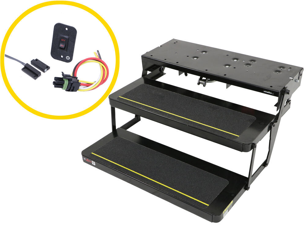 Kwikee RV and Camper Steps - LC3722862
