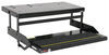 kwikee rv and camper steps motorhome no ground contact electric step complete assembly - single 39 series 23-7/8 inch wide