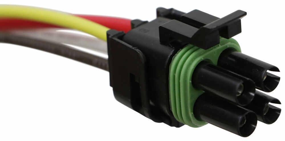 [WQZT_9871]  Kwikee 28 Series Electric RV 1- Step - Motor, Control, Switch - 22