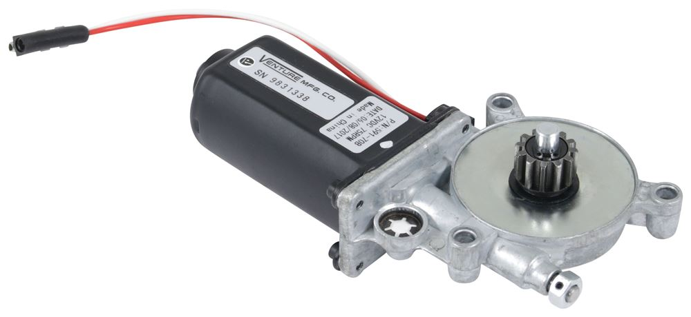 Replacement Motor for Lippert Solera Power Awnings Manufactured after 2015 Motor LC373566