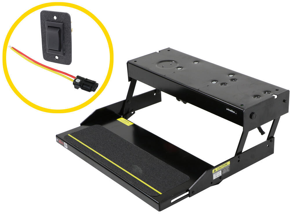 LC3747451 - 24 Inch Wide Step Kwikee RV and Camper Steps