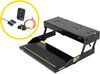 kwikee rv and camper steps motorhome no ground contact 28 series electric 1- step - motor control switch 22 inch x 6-1/2 bolt pattern