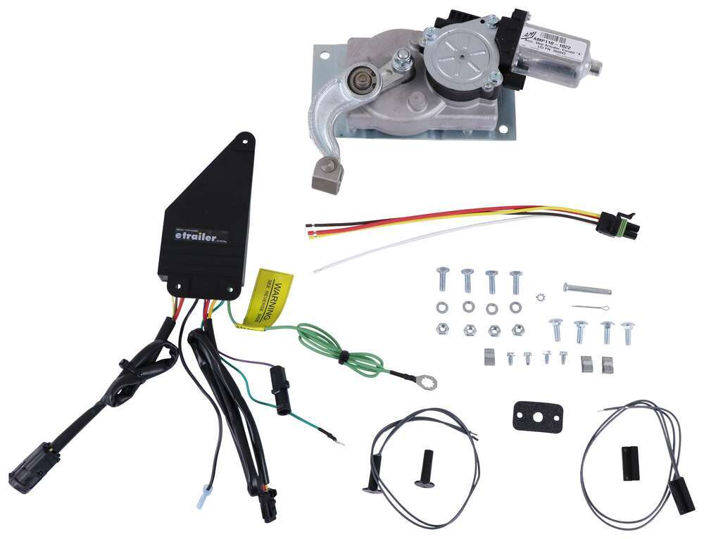 Accessories and Parts LC379145 - Upgrade Kit - Kwikee