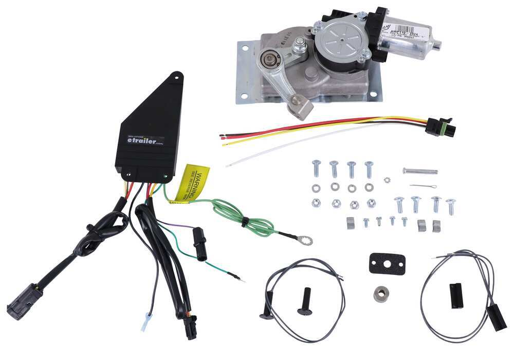 Accessories and Parts LC379801 - Repair Kit - Kwikee