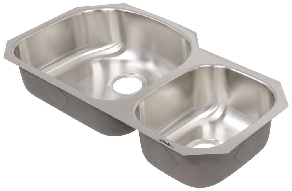 LC388415 - Stainless Steel Lippert Components Kitchen Sink
