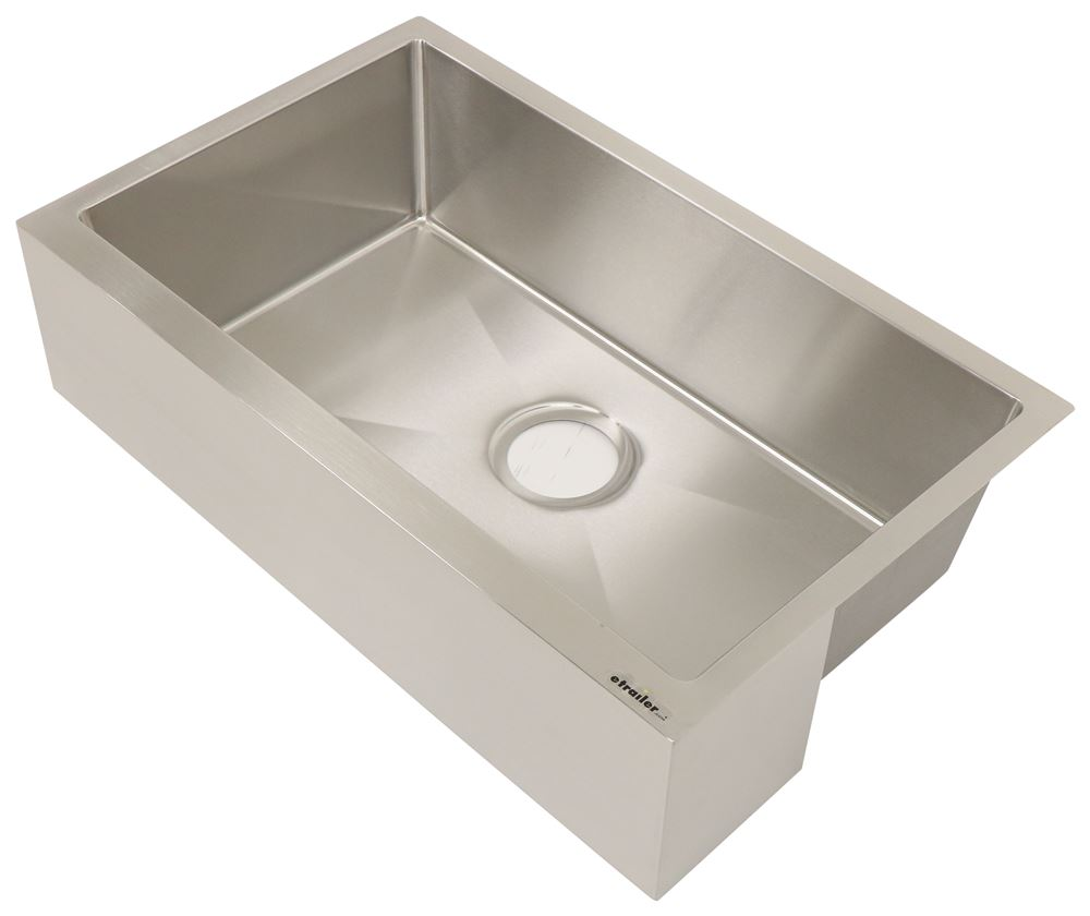 RV Sinks LC389910 - Stainless Steel - Lippert Components