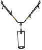 "Jack-It 2 Bike Rack for A-Frame Trailers - 22-1/2"" Jack Clearance Wheel Mount LC429756"