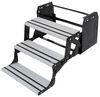 RV and Camper Steps LC432696 - 9 Inch Drop/Rise - Lippert Components