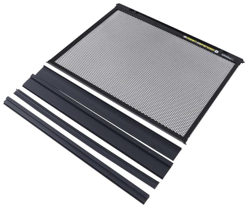 "Screen Defender Screen Protector for Lippert RV Entry Doors - 30"" Wide Screen Protectors LC92FR"
