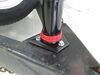 "Lippert Smart Jack Electric Trailer Jack w/ Footplate - A-Frame - 22-1/2"" Lift - 3.5K - Black 3500 lbs LC643589"