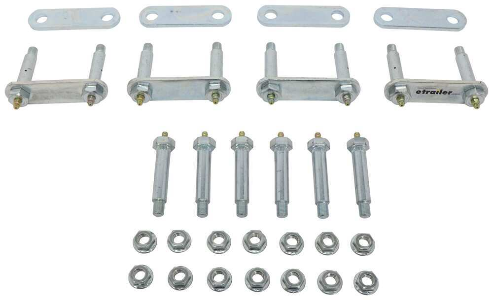 LC64FR - Tandem Axle Lippert Spring Mounting Hardware