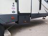 2016 forest river salem hemisphere lite travel trailer rv cargo carrier lippert bins solidstep locking storage box - powder coated steel 100 lbs