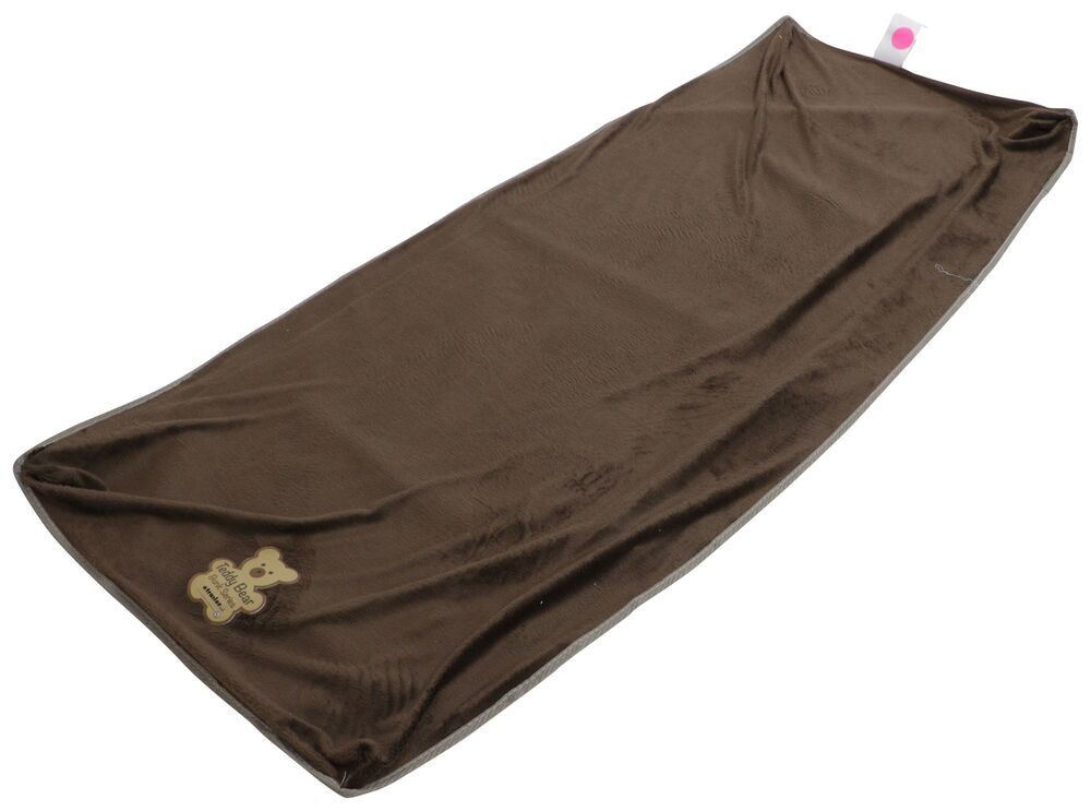 """Mattress Cover for Teddy Bear RV Bunk Bed Mattresses - 32"""" Wide - Chocolate Chocolate LC679299"""