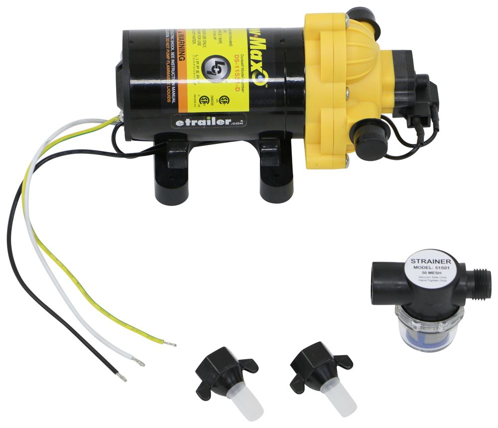 Lippert Components Water Pump - LC689054