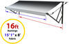 Lippert Components 16 Feet Wide RV Awnings - LC729486
