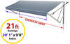 LC75FR - Powered Lippert Components Complete Awning Kits