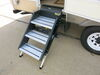 LC791572 - Aluminum Lippert Components RV and Camper Steps on 2007 Starcraft Homestead Lite Fifth Wheel