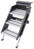RV and Camper Steps LC791573 - Aluminum - Lippert Components