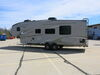 RV and Camper Steps LC791575 - Fold-Down Step - Lippert Components on 2019 Jayco Eagle Fifth Wheel
