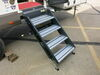 2019 jayco eagle fifth wheel rv and camper steps lippert fold-down step 4 in use