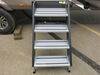 Lippert Components 4 Steps RV and Camper Steps - LC791575 on 2019 Jayco Eagle Fifth Wheel