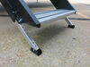 2019 jayco eagle fifth wheel rv and camper steps lippert towable fold-down step in use