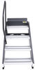 0  accessories and parts lippert rv camper steps entry assist handrail for solidstep manual