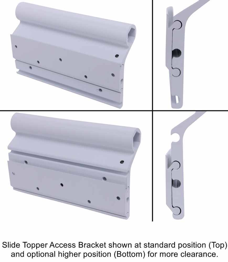 Solera Rv Slide Out Awning 12 7 Wide 48 Projection White Lippert Components Rv Awnings Lcv000163299