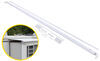 lippert rv awnings slide-out 116 inch wide 117 118 119 120 121 solera awning - 10'1 48 projection white