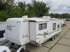 """Solera RV Slide-Out Awning - 10'7"""" Wide - 48"""" Projection - White Extends 50 Inches LCV000163294"""