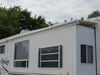 """Solera RV Slide-Out Awning - 13'1"""" Wide - 48"""" Projection - White 13-1/2 Feet Wide LCV000163300 on 2009 Forest River Sunseeker"""