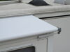 "Solera RV Slide-Out Awning - 7'1"" Wide - 48"" Projection - White 7-1/2 Feet Wide LCV000163287"