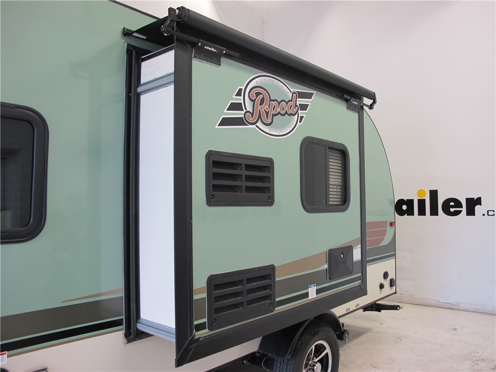 Lippert Components Slide-Out Awnings - LCV000165063 on 2017 Forest River Forester