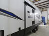 2019 keystone impact 5w toy hauler rv awnings lippert slide-out solera awning - 6'7 inch wide 48 projection black