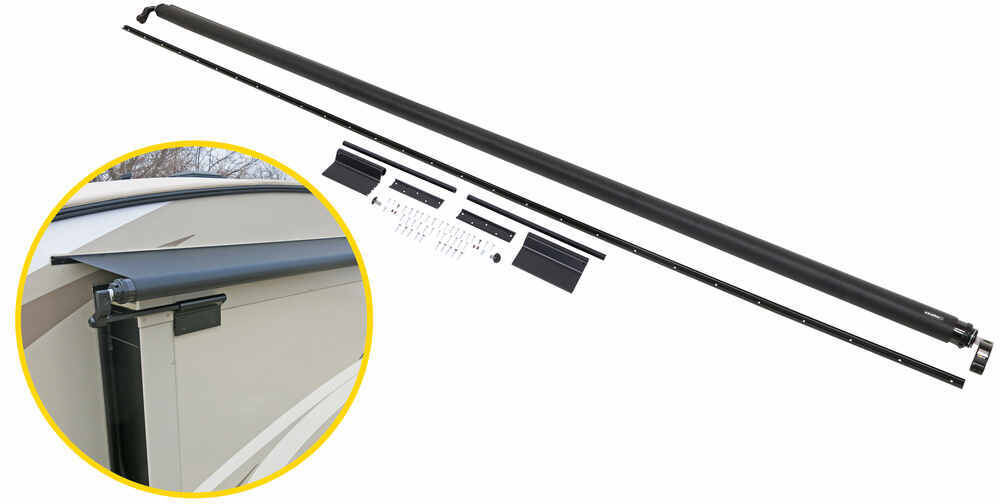 LCV000168328 - 12 Feet Wide Lippert Components RV Awnings