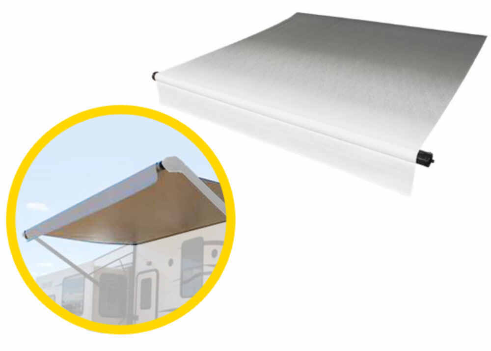 RV Awnings LCV000211486 - 16 Feet Wide - Lippert Components