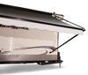 """Solera Destination Manual RV Awning - 16' Wide - Extra-Long 9'8"""" Projection - Black Manual - Pull Rod LCV000334818-334719"""