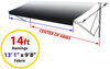 LCV000334942-362241 - 14 Feet Wide Lippert Complete Awning Kits