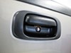 LH-003 - Black Pilot Automotive Tailgate Lock on 2001 Chevrolet Silverado