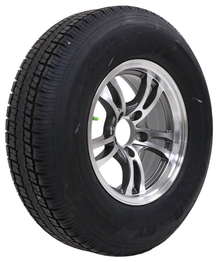 LH64FR - 5 on 4-1/2 Inch Lionshead Tire with Wheel