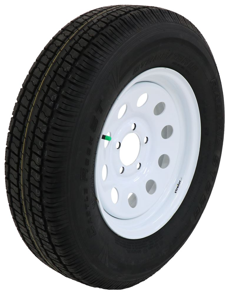 Lionshead Trailer Tires and Wheels - LHACK120