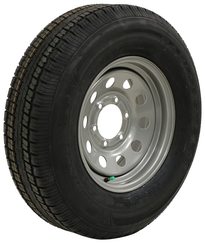 Lionshead Trailer Tires and Wheels - LHACK124