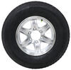 "Castle Rock ST225/75R15 Radial Tire w/ 15"" Lynx Aluminum Wheel - 6 on 5-1/2 - LR D - Silver L - 75 mph LHACKSL311"